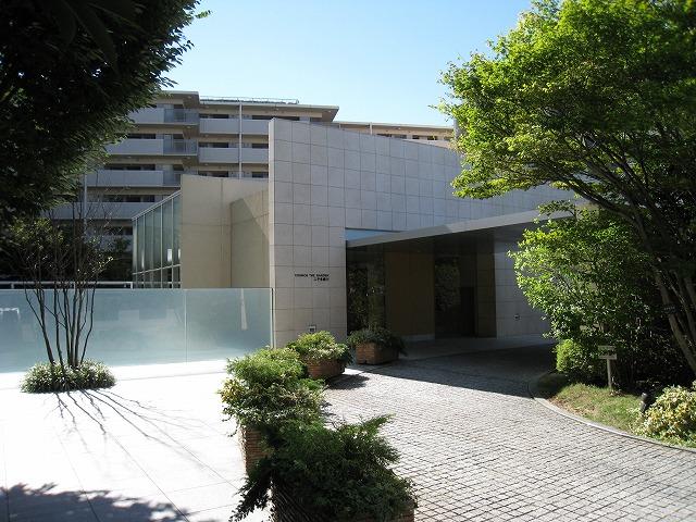コスモ・ザ・ガーデン二子多摩川②
