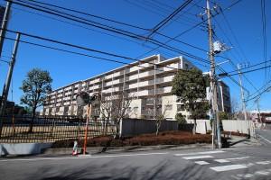 コスモ・ザ・ガーデン二子多摩川1